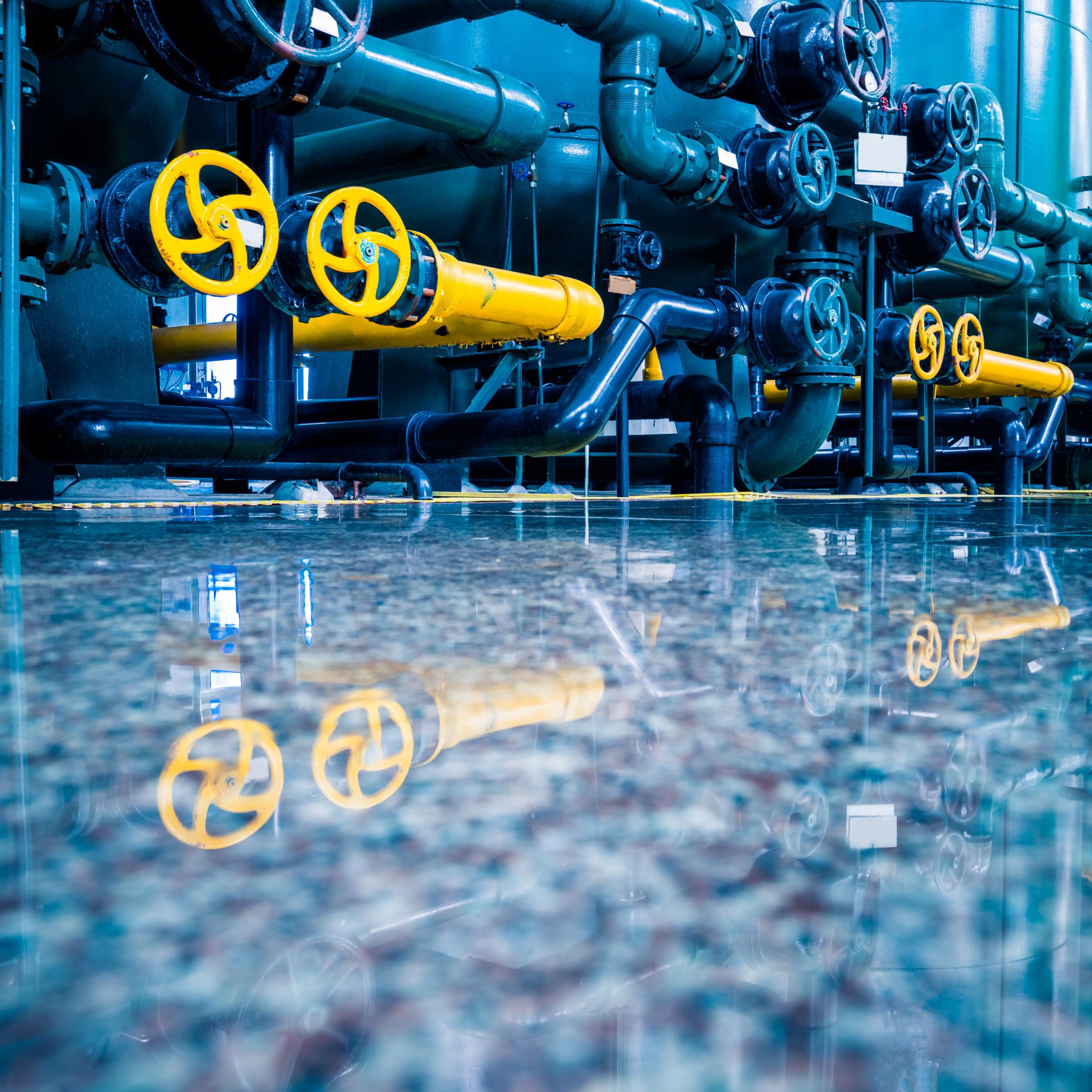 Mantenimiento de sistema de extracción de humo y gases
