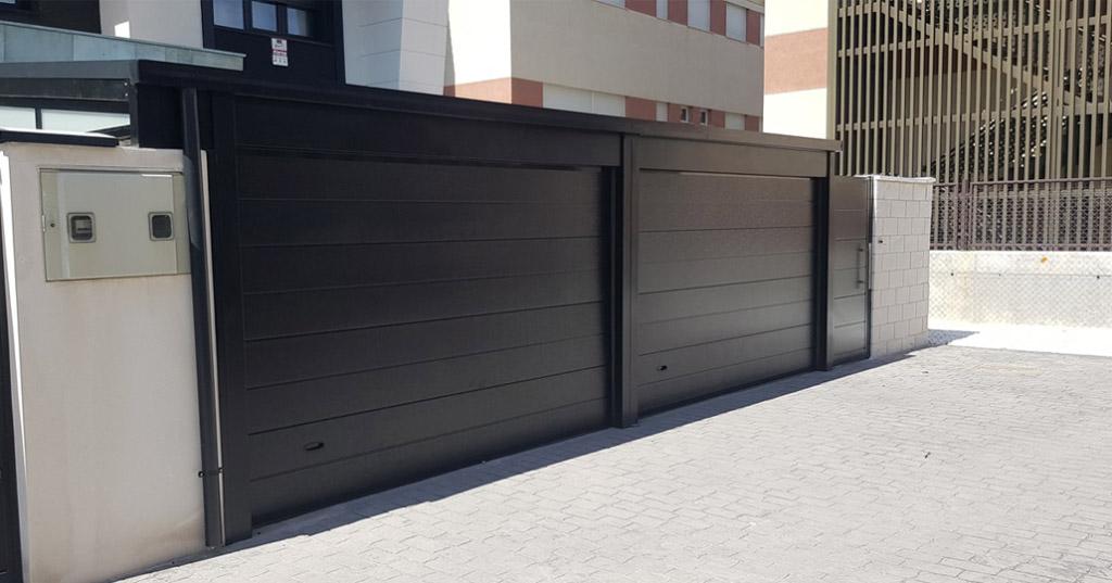 Mantenimiento - Reparación de puertas de garaje